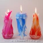 warsztaty tworzenia świec formowanych, meduzy