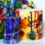 warsztaty tworzenia świec kolorowych