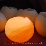 warsztaty tworzenia świec i lampionów ozdobnych, lampion balonowy