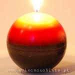 warsztaty tworzenia świec ozdobnych kolorowych